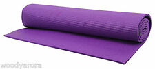 WOODY YOGA MAT FOR EXERCISE FITNESS,MEDIATION,YOGA,GYM WORKOUT (NON SLIPERY)