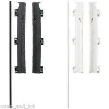 BabyDan Gate Wall Mounting Kit Room Divider Mount for New Configure Gates