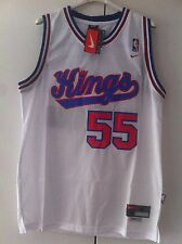 Canotta nba basket maglia Jason Williams jersey Sacramento Kings S/M/L/XL/XXL