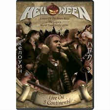 Helloween - Live on Three Continents