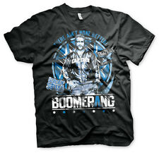 SUICIDE SQUAD BOOMERANG camiseta t-shirt officially licensed
