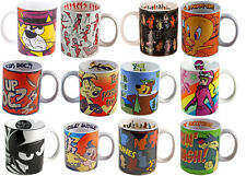 Hanna Barbera/Looney Tunes Classic Cartoon Character Mug - New & Official In Box