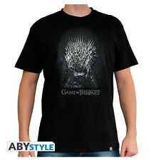 GAME OF THRONES IRON THRONE camiseta t-shirt officially licensed