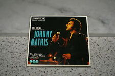 The Real .. Johnny Mathis - The Ultimate Johnny Mathis Collection - 3-cd set