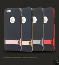 Apple iPhone 6/ 6S  Case Classy Kick Stand Series Double Layer Back