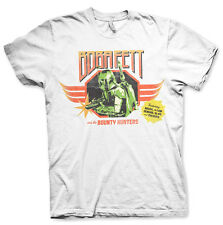 STAR WARS BOBA FETT BOUNTY HUNTERS  camiseta t-shirt officially licensed