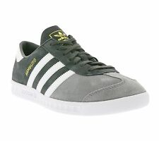 NEW adidas Originals Hamburg Shoes Men's Sneakers Trainers Grey trainers