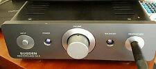 Sugden Masterclass HA-4 Stereo Headphone Amplifier Class A Pre-Amp