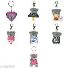 Novelty Plush Keyring Purse Charm by Me to You Tatty Teddy Bear Gift Collection