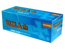 Rizla King size Cigarette Tube 8mm(250 Empty Tubes per Box)*multiple variations*