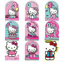 Hello Kitty Greeting & Birthday Cards