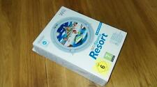 Wii Sports Resort Big Box Silicon Case Motion Plus (Nintendo Wii, 2009) complete