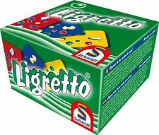 Schmidt - Ligretto Card Game - Green Edition