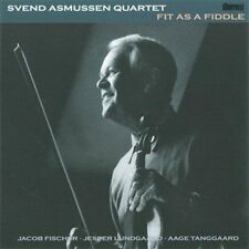 Svend Asmussen: Fit As A Fiddle. Guitar CD