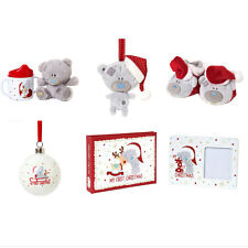 Tiny Tatty Teddy Me to You Christmas 2016 Range