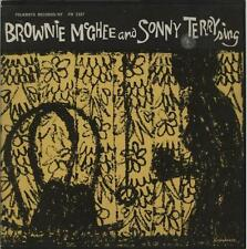Sonny Terry ... vinyl LP  record Brownie McGhee And Sonny Terry Sing USA