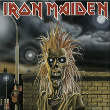 Iron Maiden - 180gm Iron Maiden UK vinyl LP album record 2564625244 PARLOPHONE