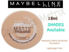 Maybelline Dream Matte Mousse SPF 15 Foundation