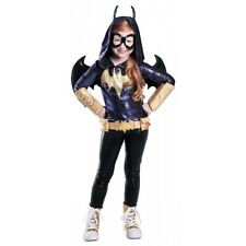 Premium Batgirl Costume DC Super Hero Girls Halloween Fancy Dress