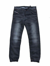 Men's Branded Jogger Jeans Narrow Rib
