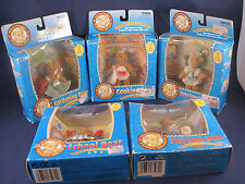 Lot of 5 Vermont Teddy Bears Pocket Collection -  1995