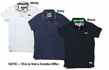 Mens Branded Slim Fit Plain T-shirts