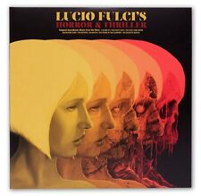 VA - Lucio Fulci's Horror & Thriller Compilation (Soundtrack  O.S.T.) Vinyl 2LP