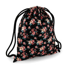 Zainetto Graphic Drawstring BAGBASE