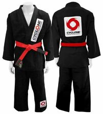 Cyclone Competition Series MMA BJJ Jiu-Jitsu GI - Black