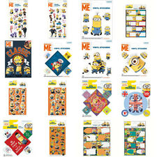 Minions Sticker Packs (Assorted)