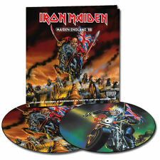 Iron Maiden Maiden England '88 - Sealed picture disc LP vinyl album record UK