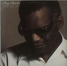 Ray Charles vinyl LP album record True To Life USA SD19142 ATLANTIC 1977