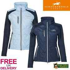 Schockemohle Scarlett Ladies Quilted Jacket FREE UK Shipping