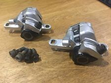 Shimano 105 Mechanical Disc Brake Calipers - Front and Rear - BR-R517