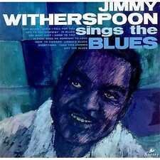 Sings The Blues Jimmy Witherspoon vinyl LP album record UK SOC968 SAGA/SOCIETY
