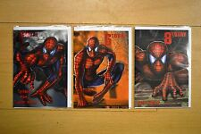 SPIDERMAN 2002 FILM COLLECTIBLE 4th 6th or 8th BIRTHDAY CARDS MARVEL by  GEMMA