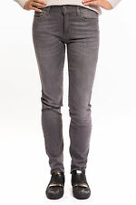 Liu Jo - Bottom up Magnetic, Denim Jeans, Jeanshose, grau