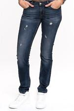 Liu Jo - Bottom up Magnetic, Denim Jeans, Jeanshose, blau