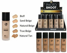 W7 Photo Shoot 16 Hour Foundation Budge Proof 30ml - All Shades Available