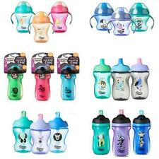 Tommee Tippee Sippy Cup Insulated Straw Sports Bottle Active Weaning