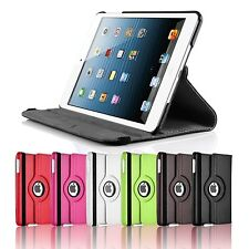 High Quality iPad mini Rotating 360° Rotate Smart Case Cover Stand for apple