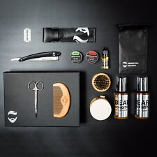 Essential Grooming Kit XS BOX, beard balm & oil, moustache wax CHOOSE YOUR SCENT