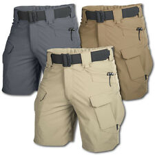 HELIKON OTS OUTDOOR TACTICAL SHORTS MENS MILITARY STYLE ARMY COMBAT RIPSTOP