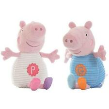 Peppa Pig George Soft Toy Chime Rattle 18cm