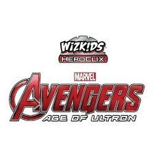 Marvel Heroclix Age of Ultron - AVENGERS ID CARDS (Choose from list)