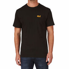 Jack Wolfskin T-shirts - Jack Wolfskin Essential T-shirt Men  - Black