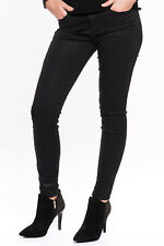 Liu Jo - Bottom up Divine, Denim Jeans, Jeanshose, schwarz