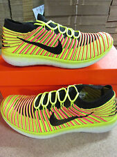 Nike Free RN Motion Flyknit OC Mens Running Trainers 843433 999 Sneakers Shoes