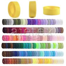 10Yard Grosgrain Ribbon Sewing Bow Party Wedding Favor Craft Supplies 25mm