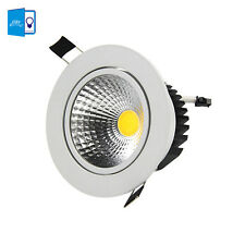 3pcs Lámpara empotrable super brillante LED Downlight COB 7W 10W LED Spot LED